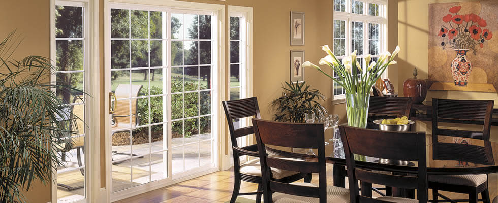 Patio Doors Bring The Outside In Pella Windows Marvin